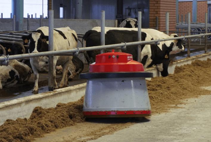 В Тамбовской области открыта роботизированная ферма