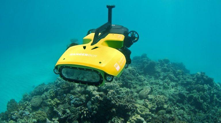 Робот для барьерного рифа