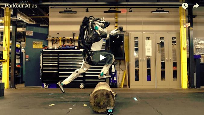 Роботы-акробаты