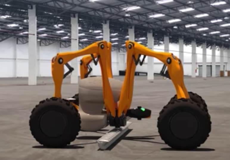 Small Robot представила универсального робота для сельского хозяйства