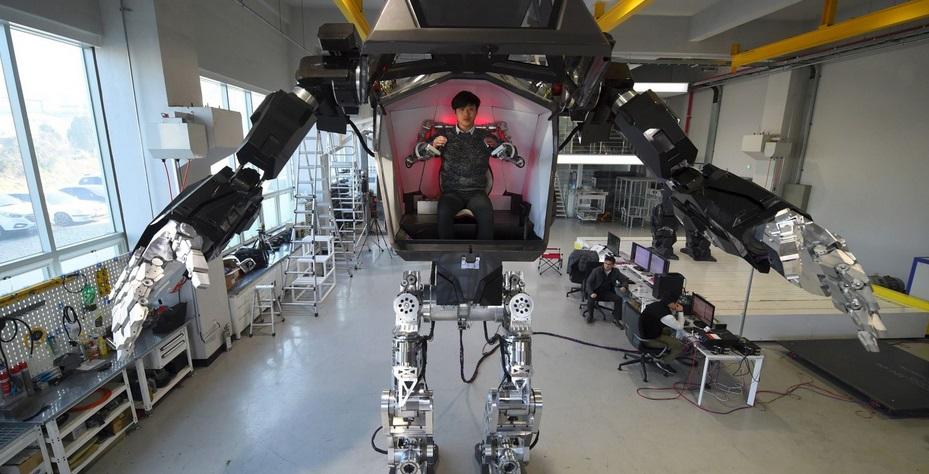 Как стать самой роботизированной страной в мире?