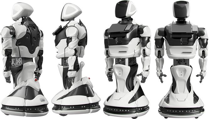 Компания Promobot разработала нового робота