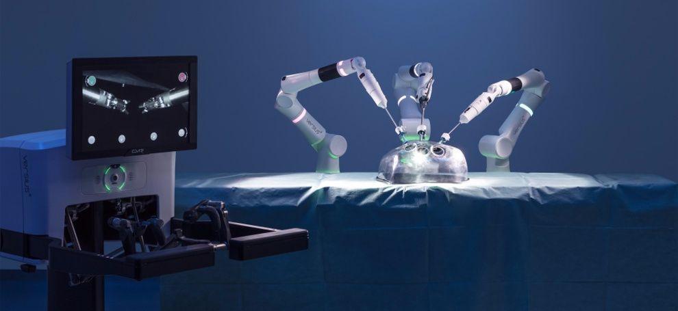Операции на сердце будут делать роботы
